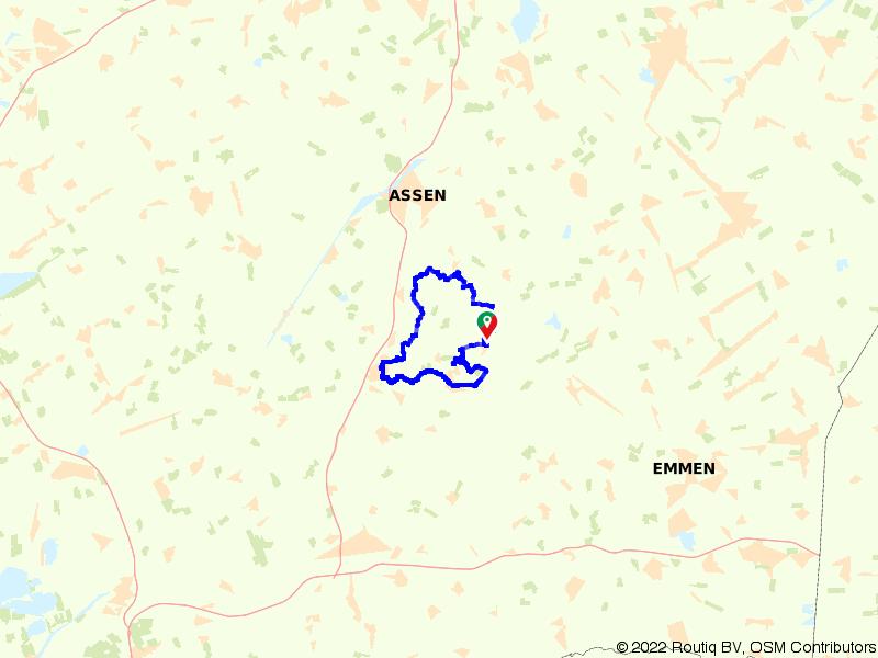 De beste Pannenkoeken route De Strohoed Kamp Westerbork