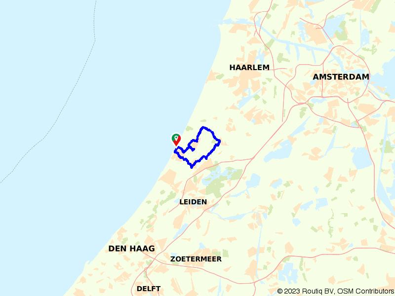 Bloembollen en historie rondom Noordwijk