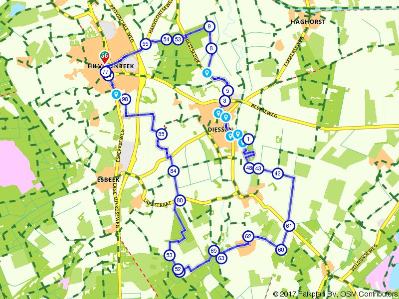 2 dgs Kempische wandeltocht 27 mei 20 km