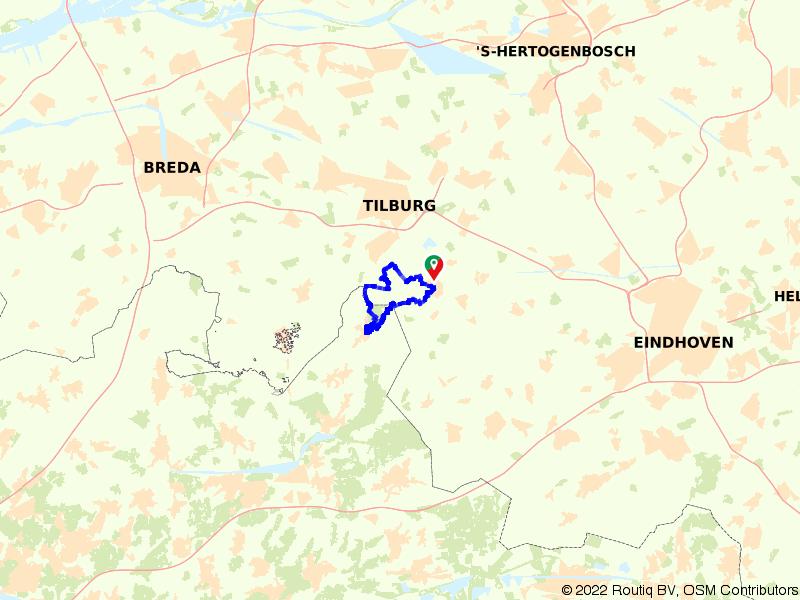 2 dgs Kempische wandeltocht 28 mei 30 km
