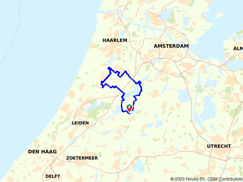 Het grootse meer van Nederland