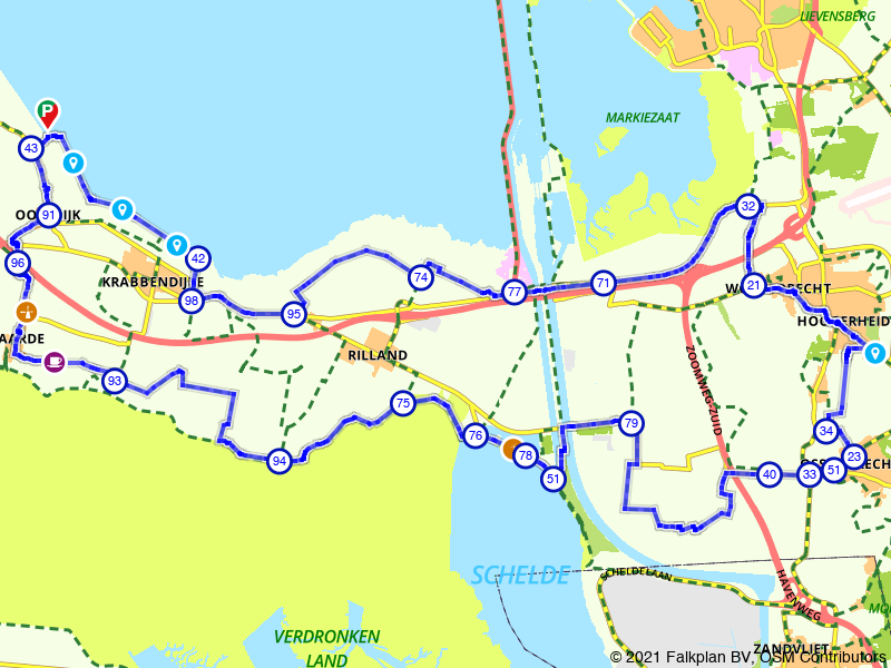 Een rondje over Zuid-Beveland