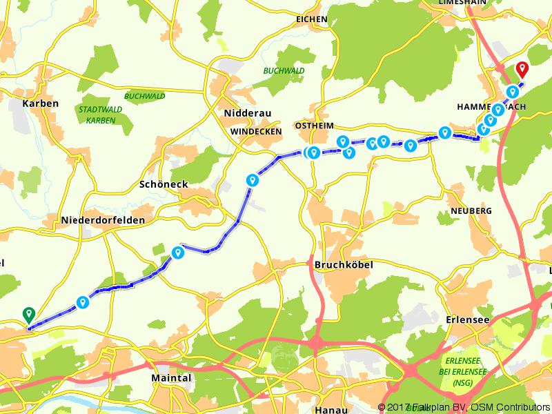 Regionalpark Route
