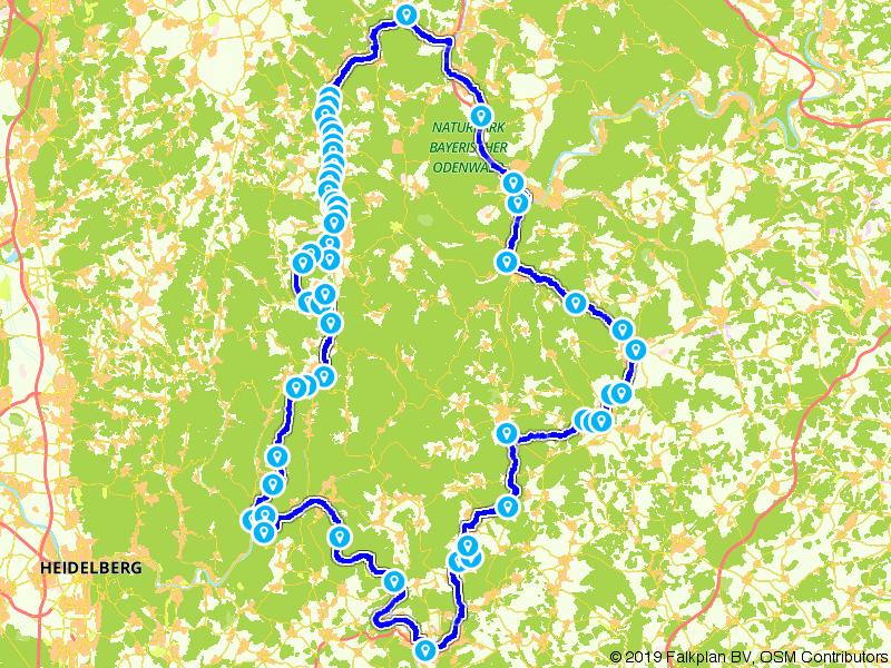 3-Länder-Radweg