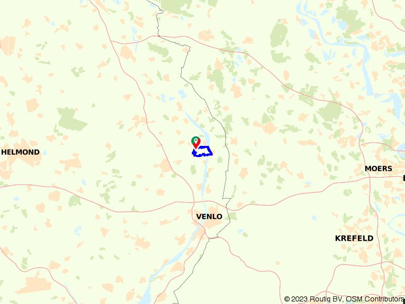 Wandelen van het Schuitwater naar de Broekhuizer Maas