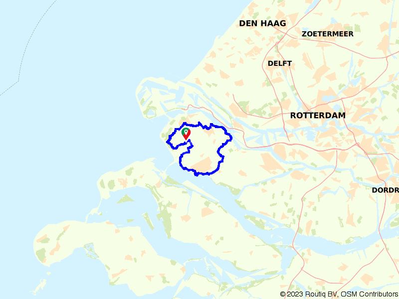 Hopspots op Voorne-Putten