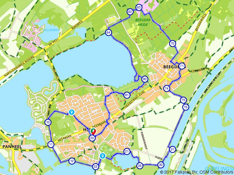 Natuurontdekkingstocht: de Maasplassen bij Heel