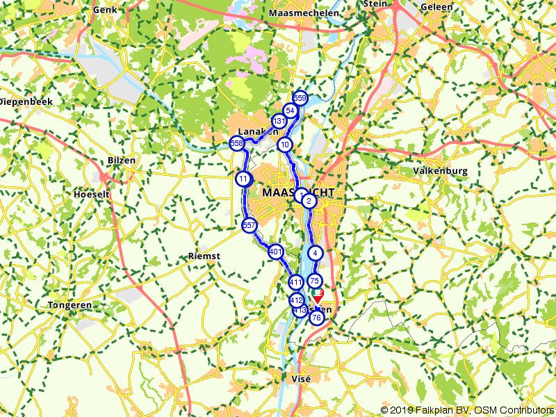 Maastricht, het Parijs van Nederland