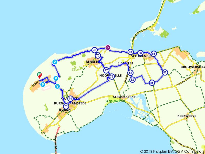 Een dagje aan zee op Schouwen-Duiveland