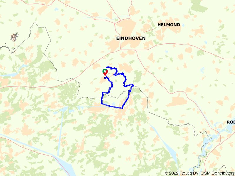 Op pad in de Belgische & Brabantse Kempen