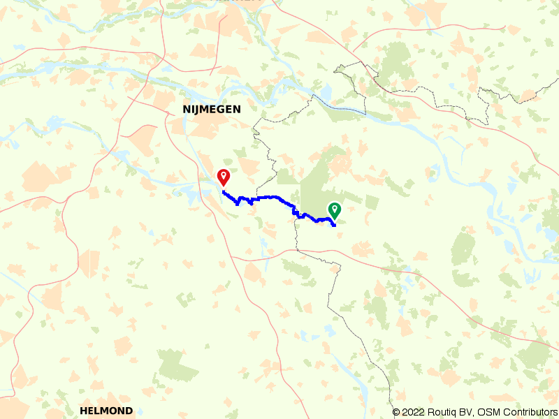 Overkwartier 16 | Rustplaats van de Gelderse graven: Asperden – Mook