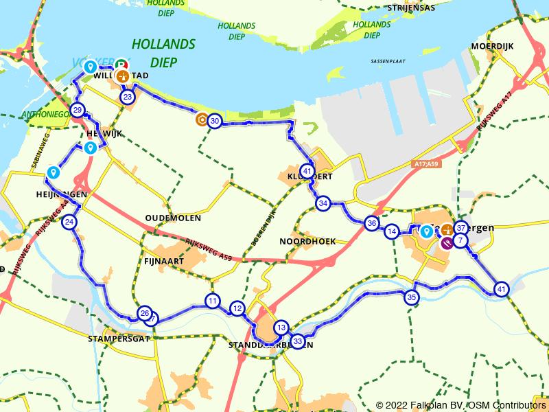 Lekker uitwaaien in Willemstad