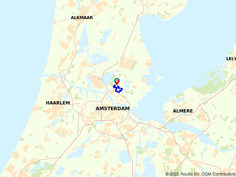 Wandelen door Landsmeer en 't Twiske