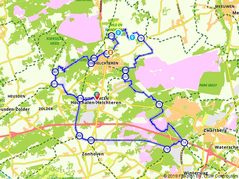 Op ontdekking in de mijnstreek: Houthalen-Helchteren