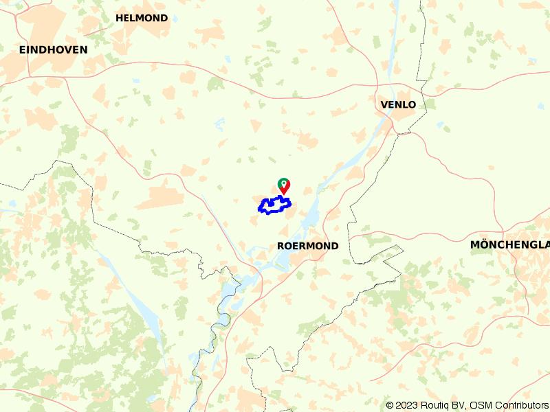 Aan de wandel in het Limburgse Leudal