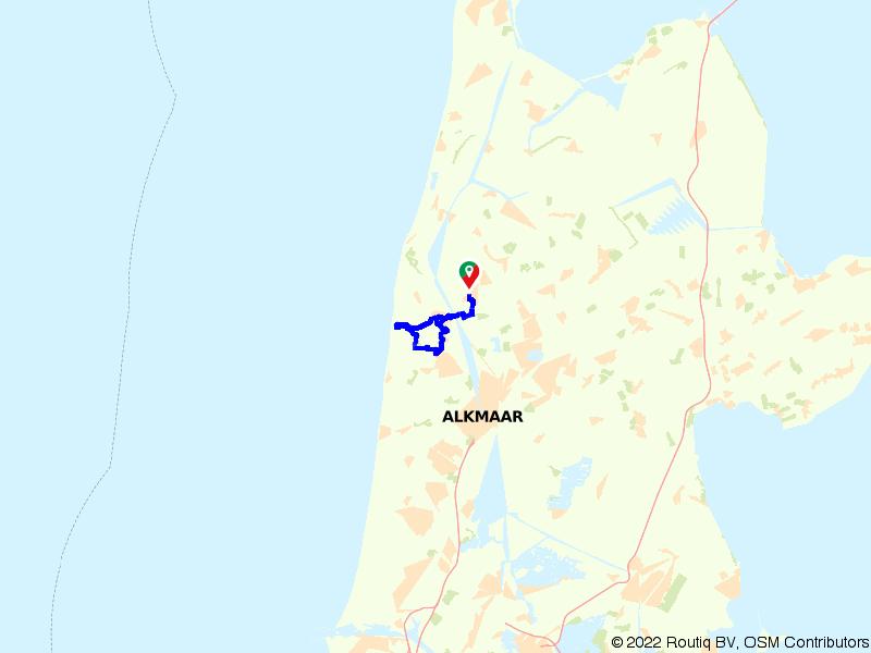 Mountainbiken door de Schoorlse Duinen