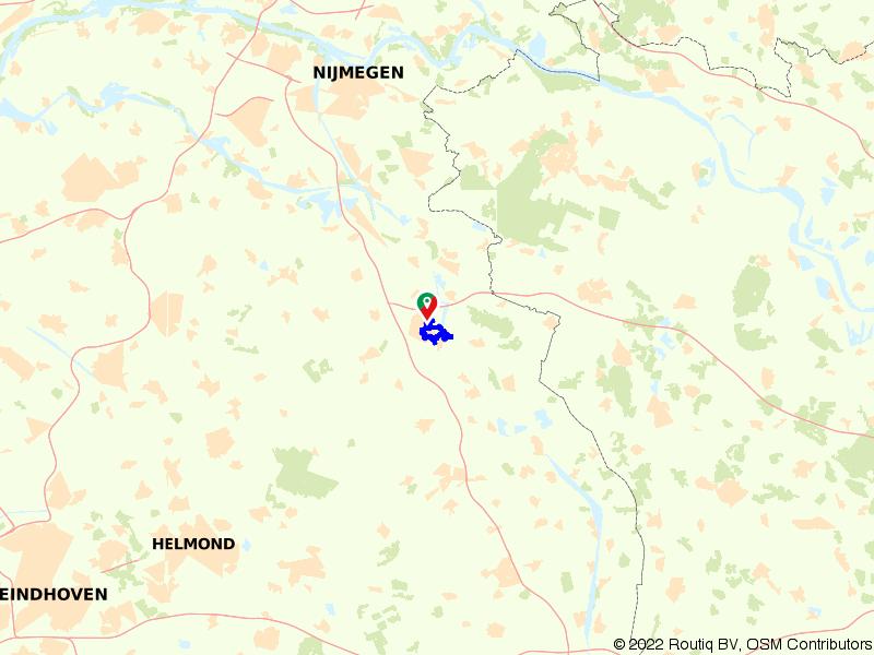Maasheggen wandeling vanuit Boxmeer