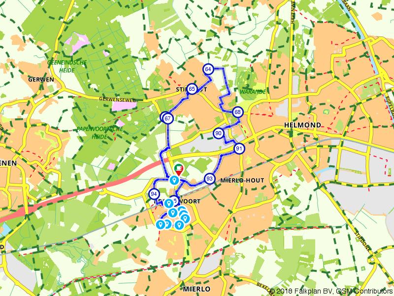 Ontdekkingstocht bij Helmond: Brandevoort en Stiphout
