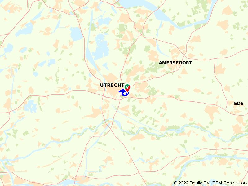 Wandelen door de Amelisweerd en langs Fort Rijnauwen