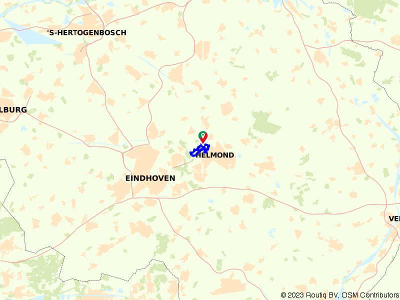 Wandelen door Stiphout en Stiphoutse Bossen