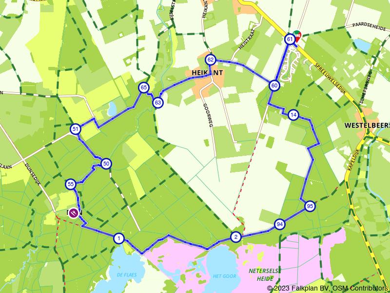 Op pad door de bossen van Landgoed De Utrecht
