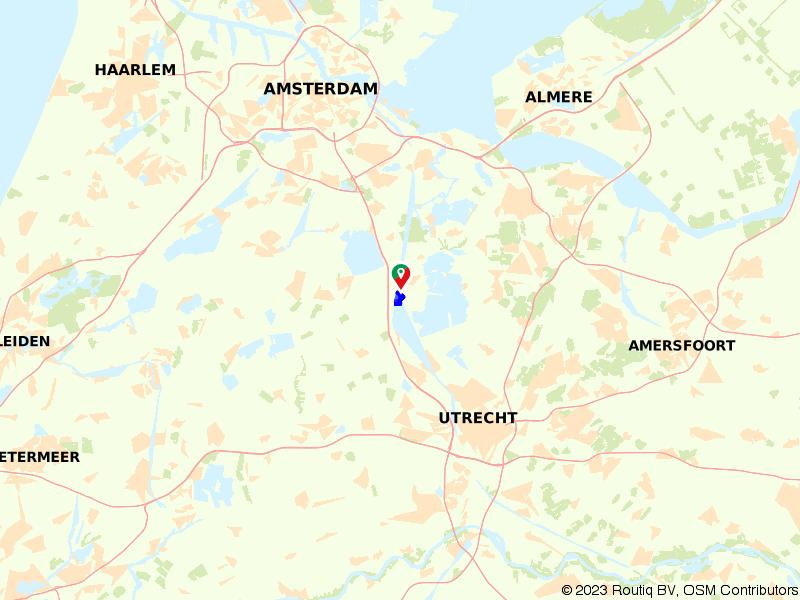 Wandelen rondom Fort Nieuwersluis