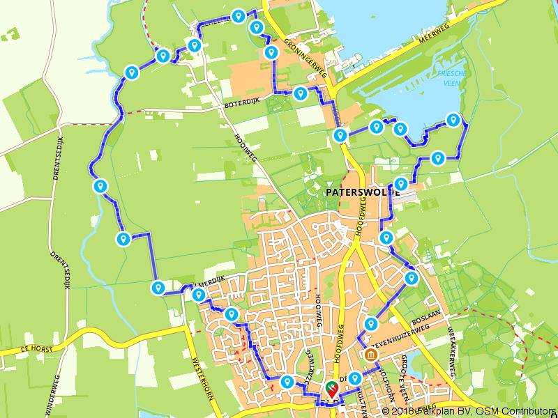 Wandelen in Eelde