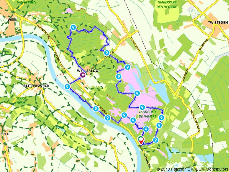 Grand tour de Hamert
