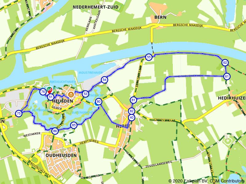 Stadswandeling Heusden: vestingstad aan de Maas
