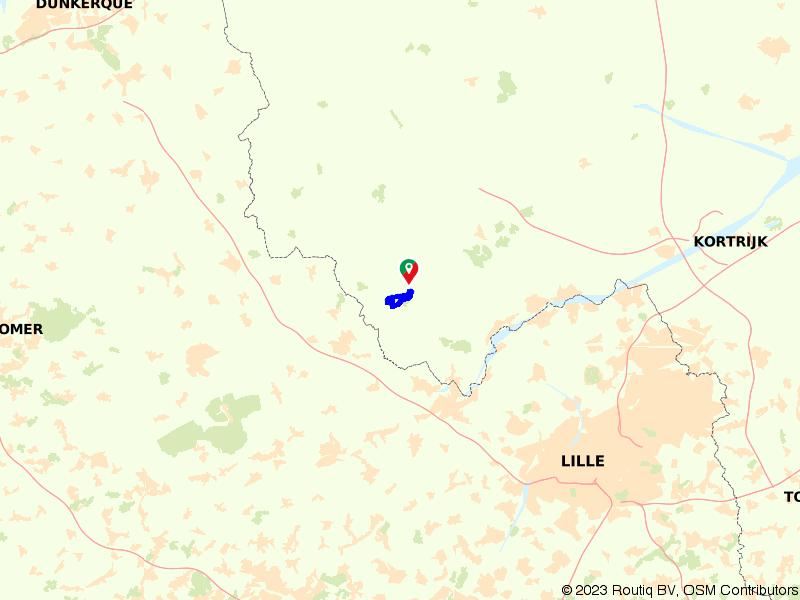 Kemmelberg Wandelroute